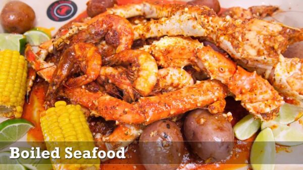 Henry Seafood Boiled Combo