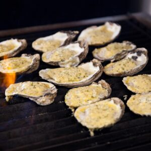 Henry Grilled Oyster